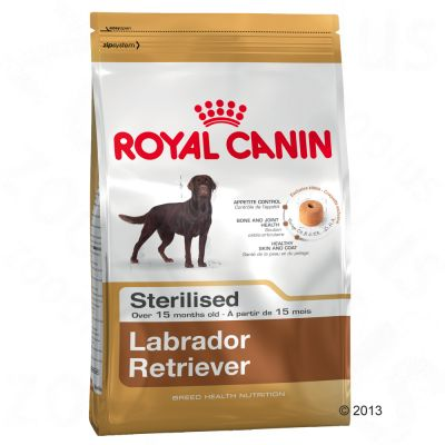 Royal Canin Sterilised Labrador Retriever Adult - Economy Pack: 2 x 12kg