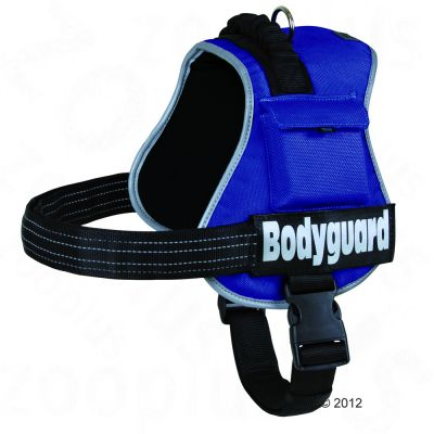 Trixie XDog Dog Harness - blue - Size S-M: 35 - 60 cm chest circumference