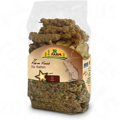 JR Farm Adult pour rat - 2 x 500 g