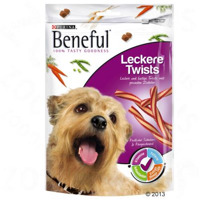 Beneful Delicious Twists - Saver Pack: 2 x 175g