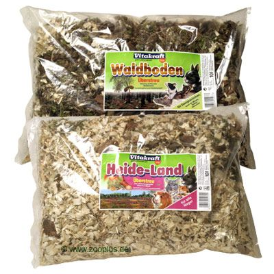 Vitakraft Bedding 10 l - Forest floor