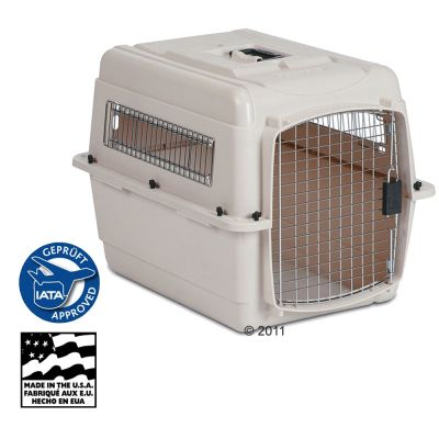 Trixie Vari Cat & Dog Crate - Beige - Size 3 (IM): 81 x 57 x 61 cm (L x W x H)