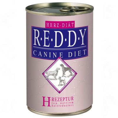 Reddy Low Sodium (H) - Saver Pack: 24 x 400g