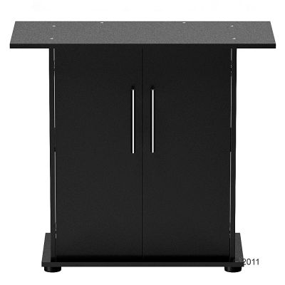 Juwel Aquarium Cabinet Rekord SB 80 - Cabinet 80 SB, black, with door