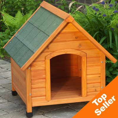 Dog Kennel Spike Comfort - M: 88 x 78 x 81cm (L x W x H)