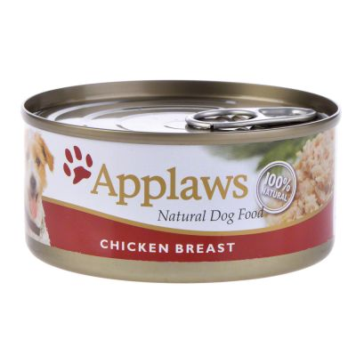 Applaws Dog Food 6 x 156g - Chicken with Salmon & Vegetables