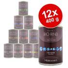 Herrmanns Organic Menu Trial Pack 12 x 400 g - Assorted trial pack II
