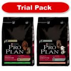 Pro Plan Pack for Allergic Dogs - Economy Pack: 2 x 3 kg
