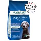 Arden Grange Dog Puppy/Junior Large Breed Chicken & Rice - 7.5 kg