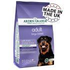 Arden Grange Adult Dog Large Breed Chicken & Rice Dry Dog Food - Economy Pack: 2 x 12 kg