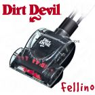 Dirt Devil Fellino Pet Hair Mini Turbo Brush - Brush Attachment
