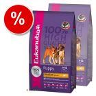 Eukanuba Puppy & Junior Medium Breed - Economy Pack: 2 x 15 kg