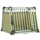 4pets Dog Crate ComfortLine four - Size M: W 81.5 x D 83.5 x H 68.6 cm