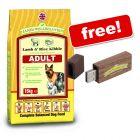 Large Bags James Wellbeloved + JWB USB Stick Free! - Adult Turkey & Rice (15 kg) - Pet Supplies