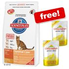 Small Bag Hill's Feline + 2 Almo Nature Pouches Free! - Sterilised Cat Young Adult (1.5 kg)