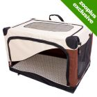 Portable Pet Home - 76 x 50.5 x 48 cm (L x W x H) (Size M)