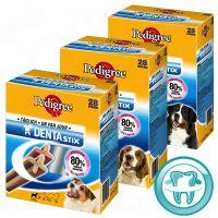 Pedigree Denta Stix - - Vorteilspack (56 Stück) für junge & kleine Hunde