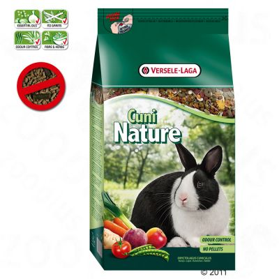 Prestige Premium Cuni Nature Rabbit Food - Economy Pack: 2 x 10 kg