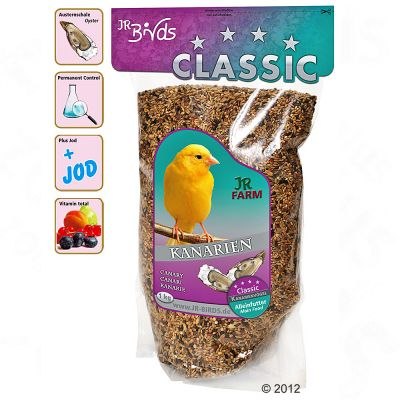 JR Birds Classic Canary Feed - 1 kg