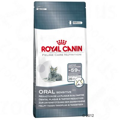 Royal Canin Oral Sensitive 30 - Economy Pack: 2 x 8 kg