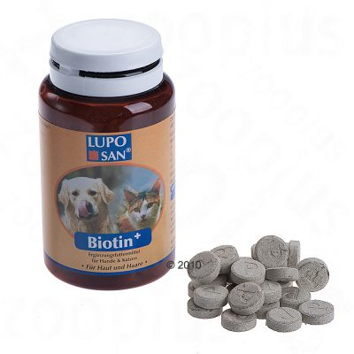 Luposan Biotin - approx. 130 tablets