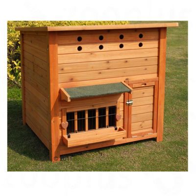 Outback Hen Coop - 142.4 x 103 x 97.3 cm (L x W x H)