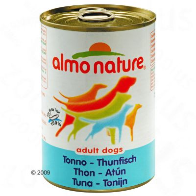 Almo Nature 6 x 400 g – Thunfisch