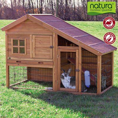 Pet Hutch Trixie Natura Luxury - 151 x 80 x 107 cm (L x W x H)
