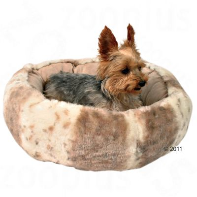 Trixie Plush Dog Bed Leika - 50 x 50 cm (L x W)