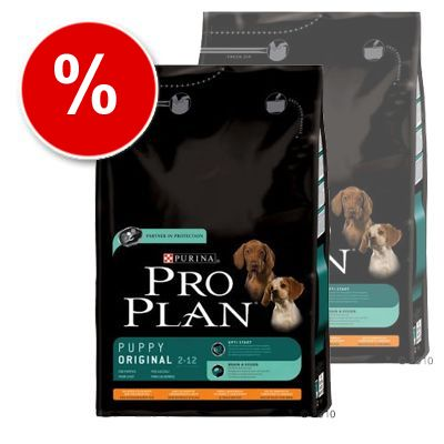 Pro Plan Puppy Original Chicken & Rice - Economy Pack: 2 x 14 kg