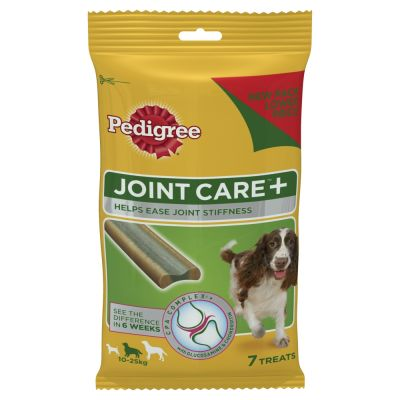 Pedigree Joint Care + - Large Dog 25 - 40 kg (7 Sticks = 151 g)