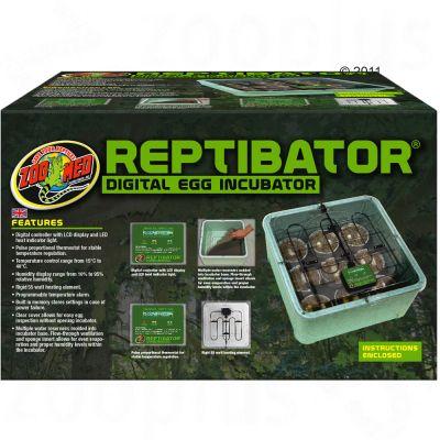Incubateur digital Reptibator de Zoo Med- 1 incubateur digital