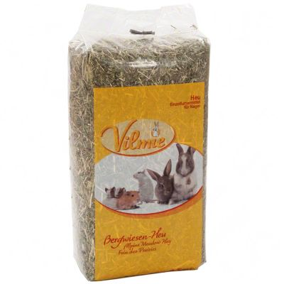 Vilmie Mountain Meadow Hay - 2.5 kg Bag