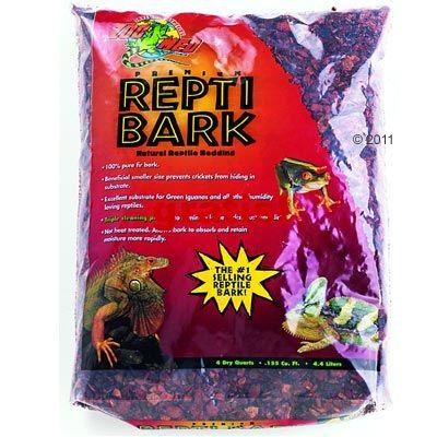 Substrat pour reptiles Repti Bark de Zoo Med- 26,4 L