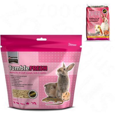 Supreme Tumblefresh Cellulose Litter - 8.5 l