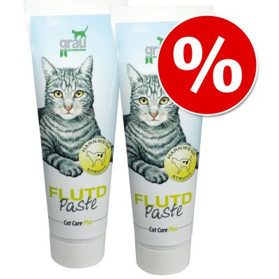 2 x 100g Grau FLUTD Paste (Urinary Tract) - 15% Off! - 2 x 100g