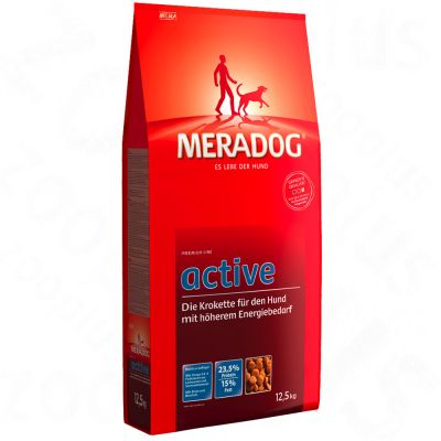 Mera Dog Active - Economy Pack: 2 x 12.5kg