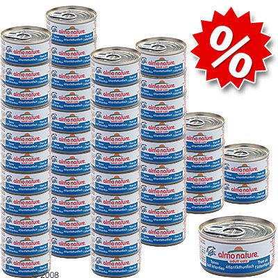 Almo Nature Sparpaket 48 x 70 g - Huehnerfilet