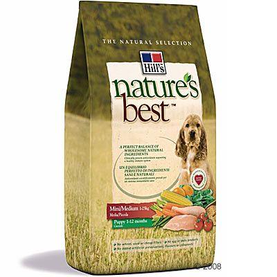 Hill's Nature's Best Canine Puppy Mini / Medium - 12 kg