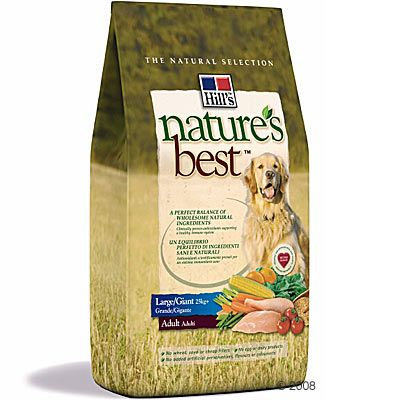 Hill´s Nature´s Best Canine Adult Large / Giant Hundefutter – 2 kg