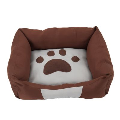 Pet Bed Sleep Well - 55 x 45 x 16 cm (L x W x H)