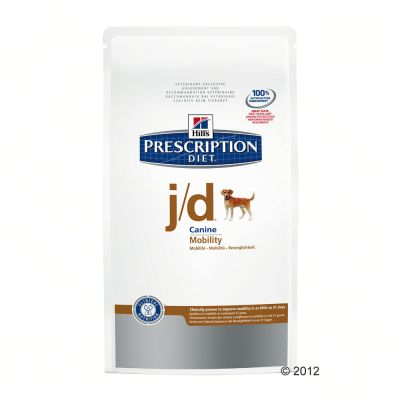 Hill's JD Prescription Diet Canine - Mobility - Economy Pack: 2 x 12kg