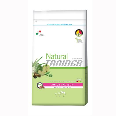 Nova Foods Trainer Natural Junior Maxi - Economy Pack: 2 x 12.5 kg
