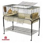 Marchioro Cage Robin 120 - Purple Base - Small Pet Supplies