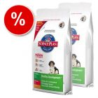 Hill's Puppy Healthy Development Medium with Chicken - Economy Pack: 2 x 12 kg