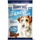 Happy Dog Fitness Snack - Saver Pack: 3 x 100 g