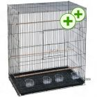 Bird Cage Finca Melodia - 76 x 45 x 90 cm - Bird Supplies