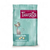 Tigeria Meaty en Fishy Rolls Kip 3 x 50 g
