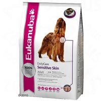 Eukanuba Daily Care Sensitive Skin - - 12 kg