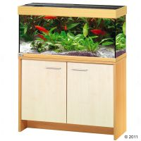 MP Scubaline 180 Aquarium Combinatie - - wengé